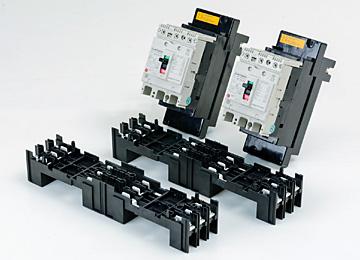 三菱配線用遮断器 差込端子台(部)