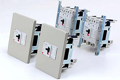 三菱配線用遮断器 埋込枠(部)
